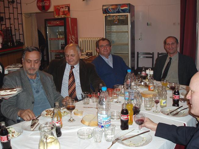 Загоров, Даутов, Тосков и Кръстев