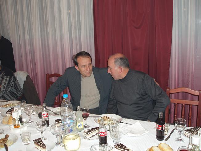 М. Димитров и Р. Вучков