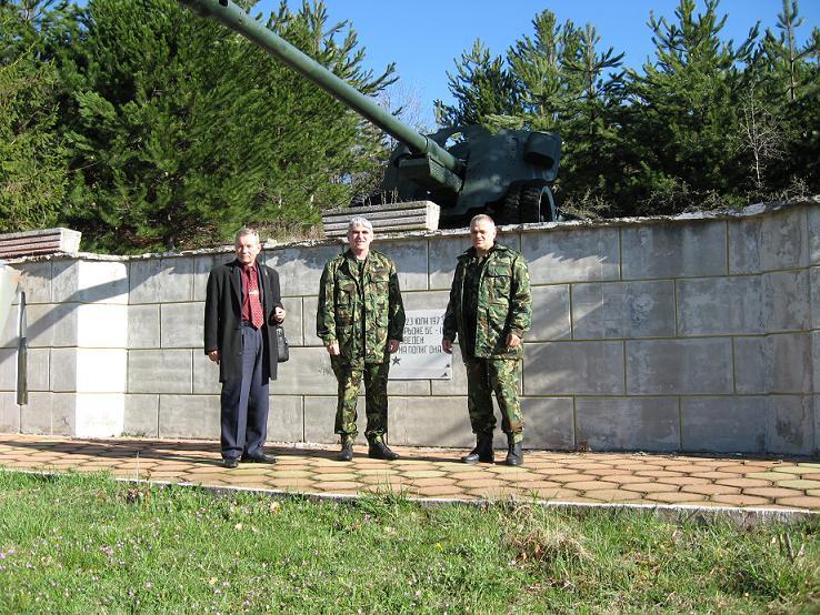 Боян Петков , Николай Нейков и Вальо Радев