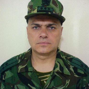 Полк.  д-р Валентин Радев, ст.н.с. в ИПИО