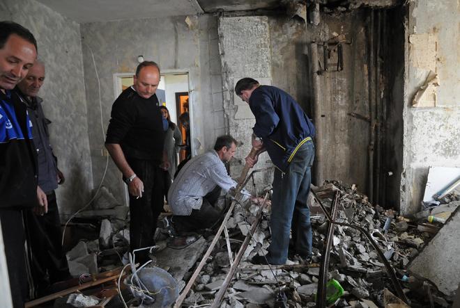 Взрив на Бойлер в Димитровград 2014 г.